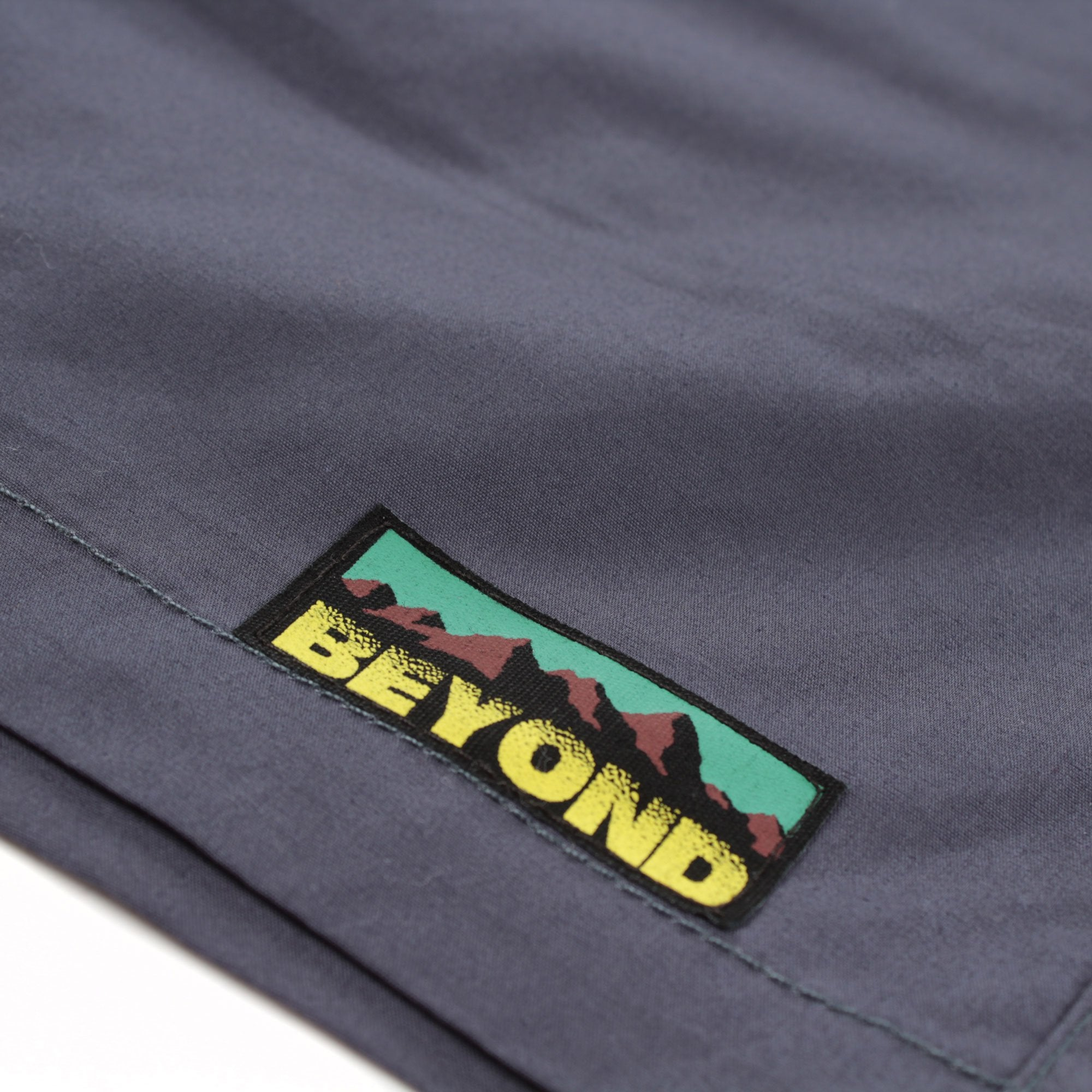 Beyond Patchemanjaro Shorts Product Photo #3