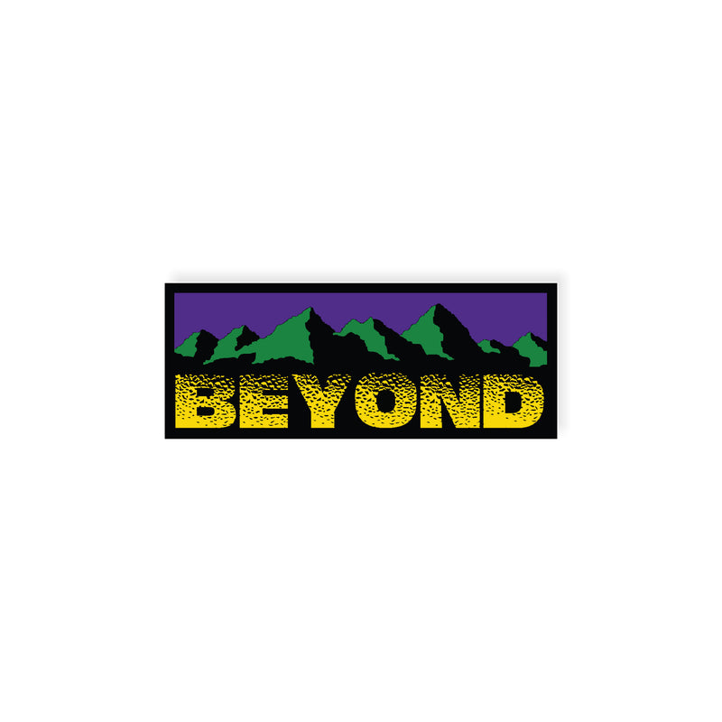 Beyond Patchemenjaro 2 Sticker Product Photo