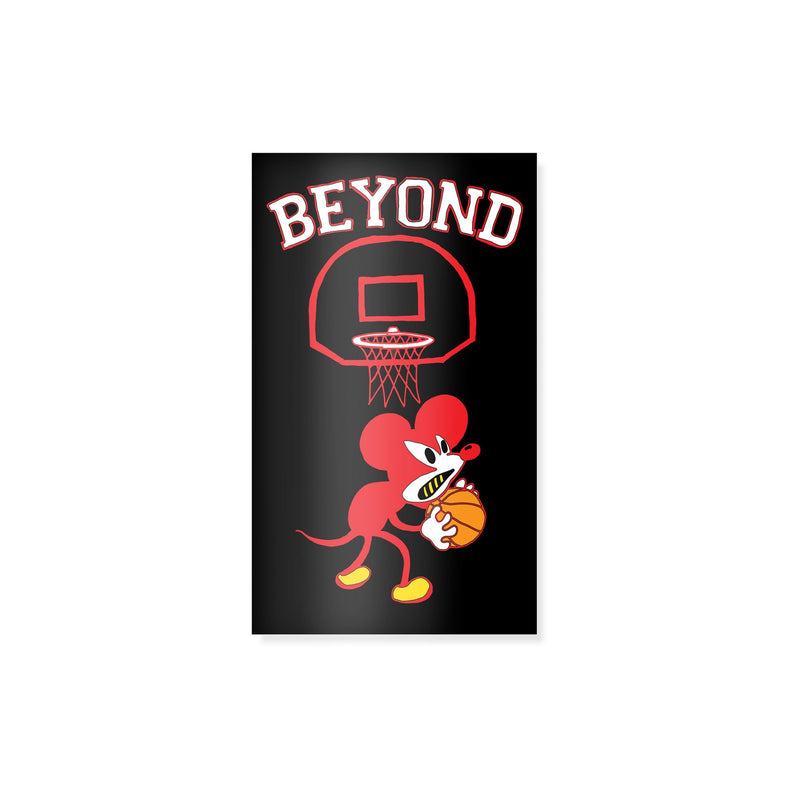 Beyond Rat Ball Sticker Product Photo