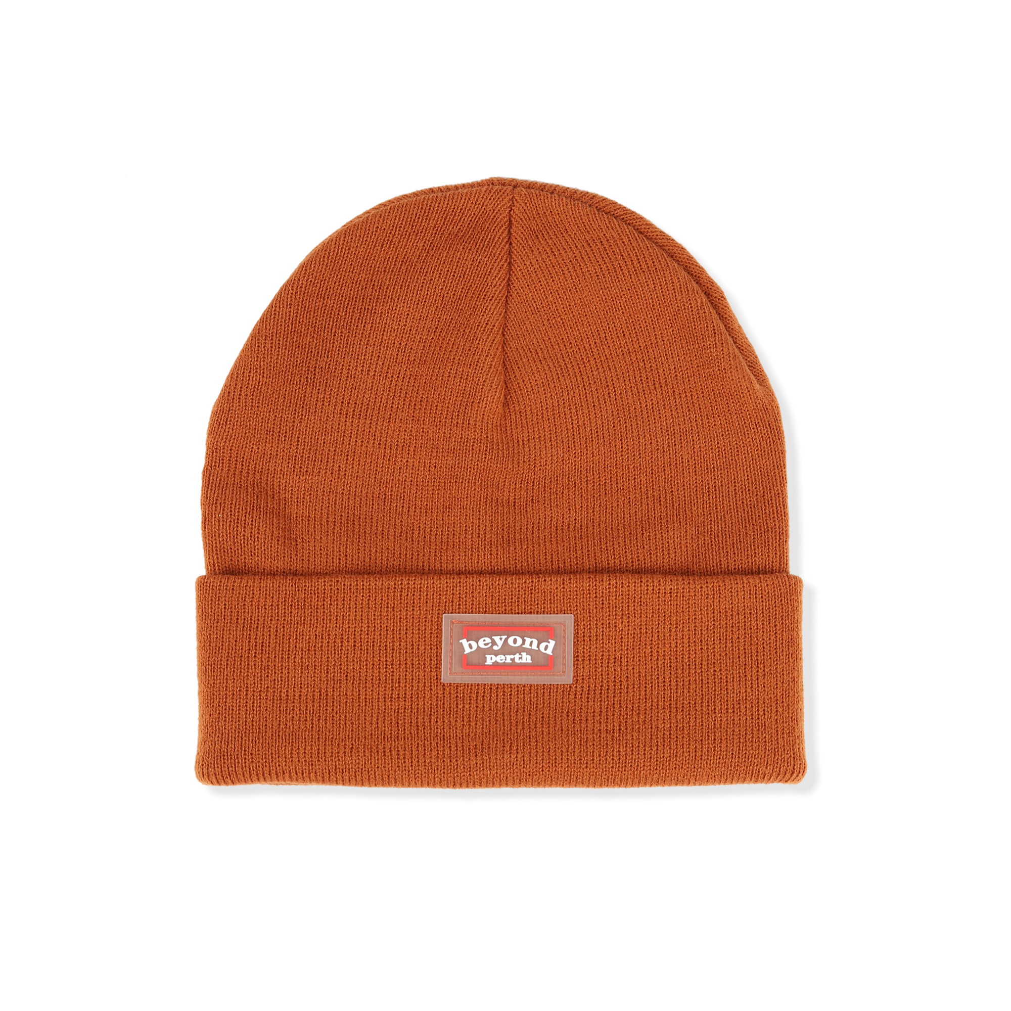 Beyond Rubber Patch Beanie Product Photo #1