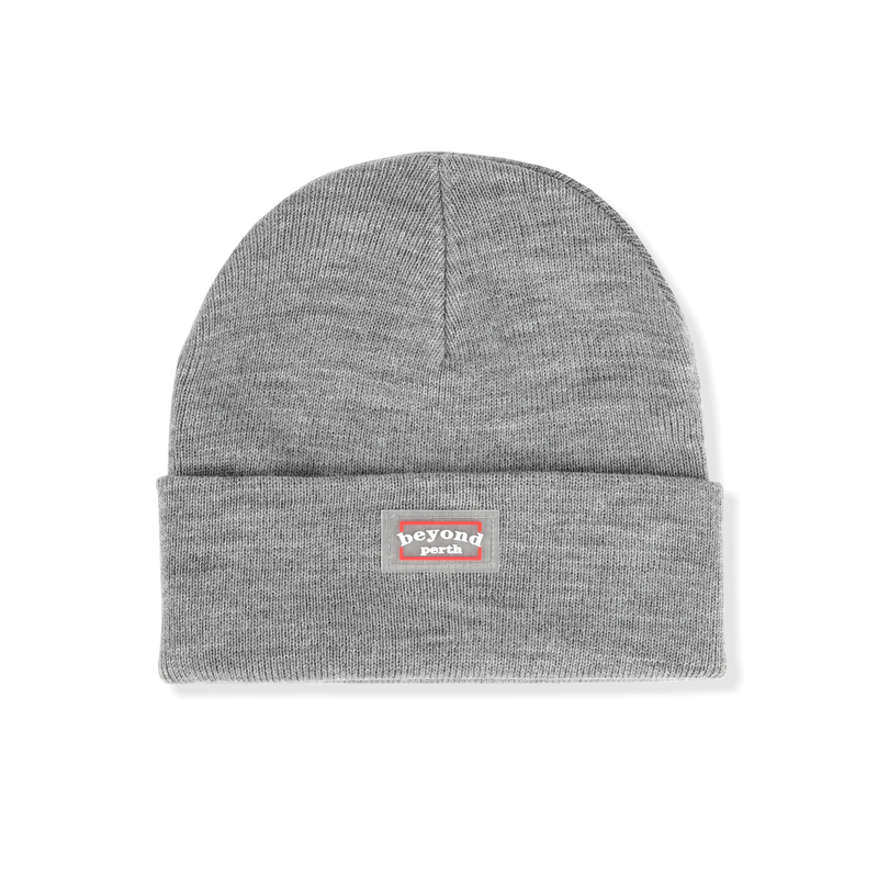 Beyond Rubber Patch Beanie Product Photo