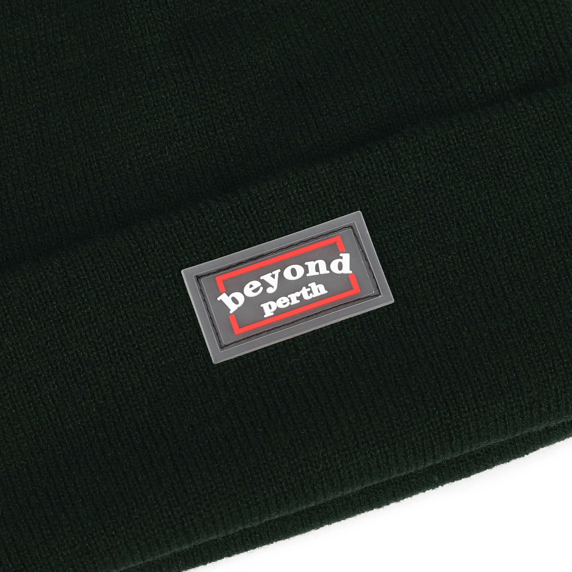 Beyond Rubber Patch Beanie Product Photo #2