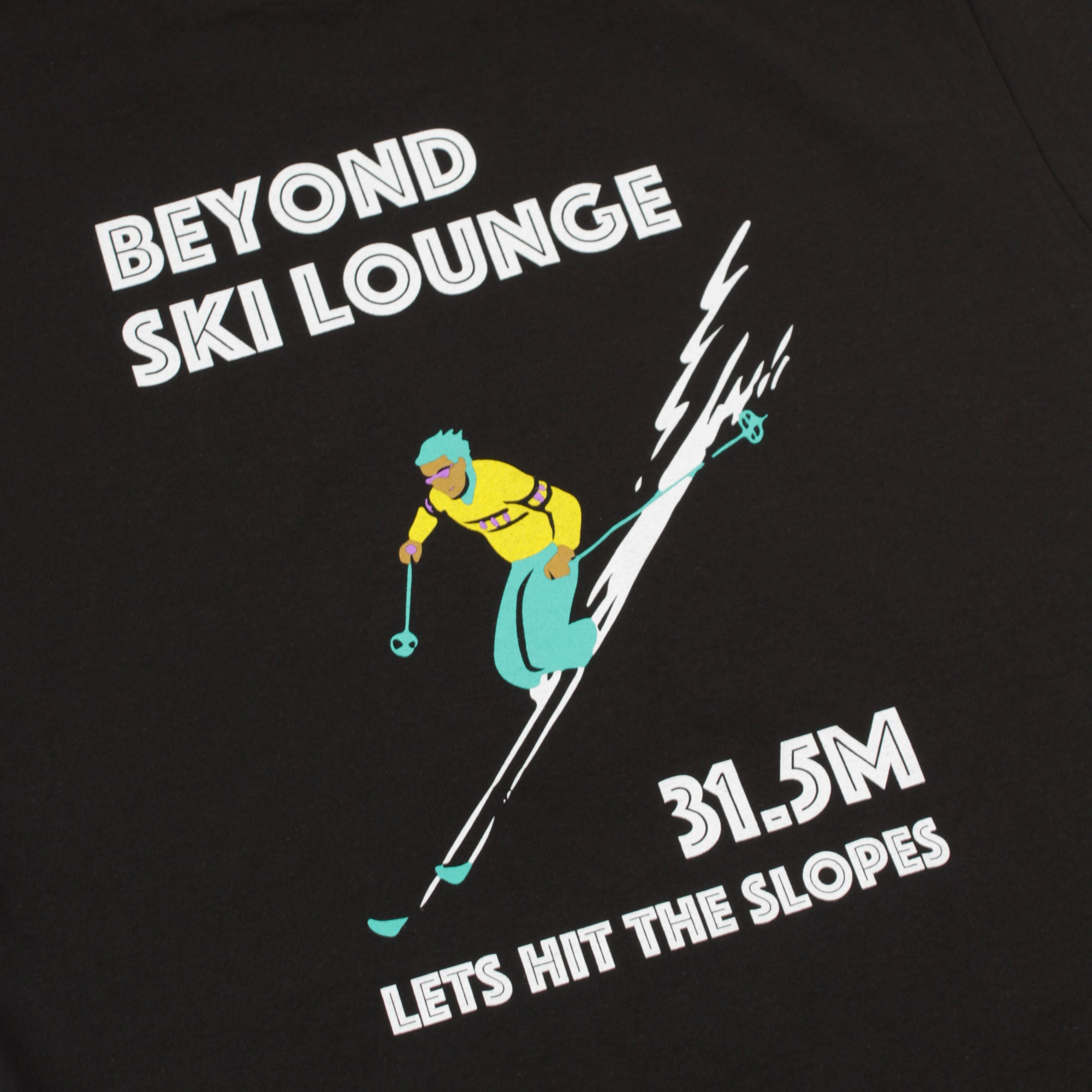 Beyond Ski Lounge Tee Product Photo #3