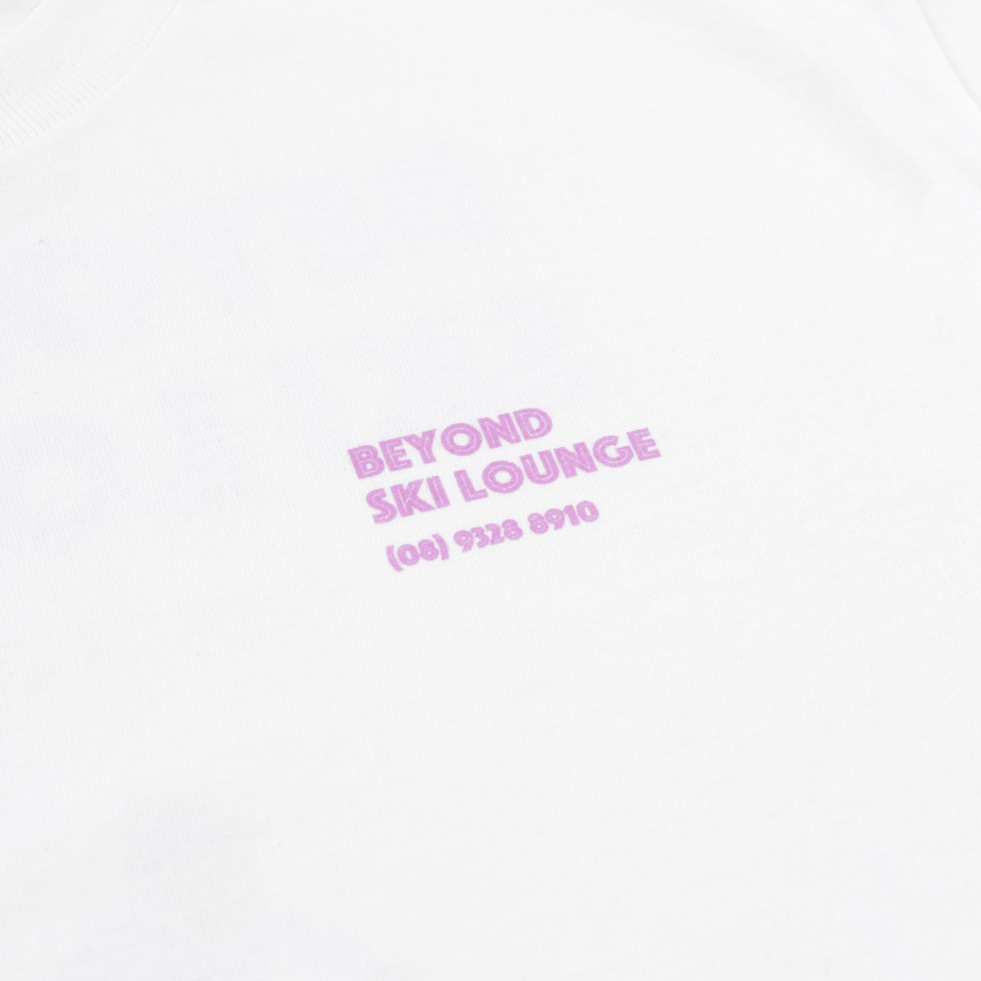 Beyond Ski Lounge Tee Product Photo #4