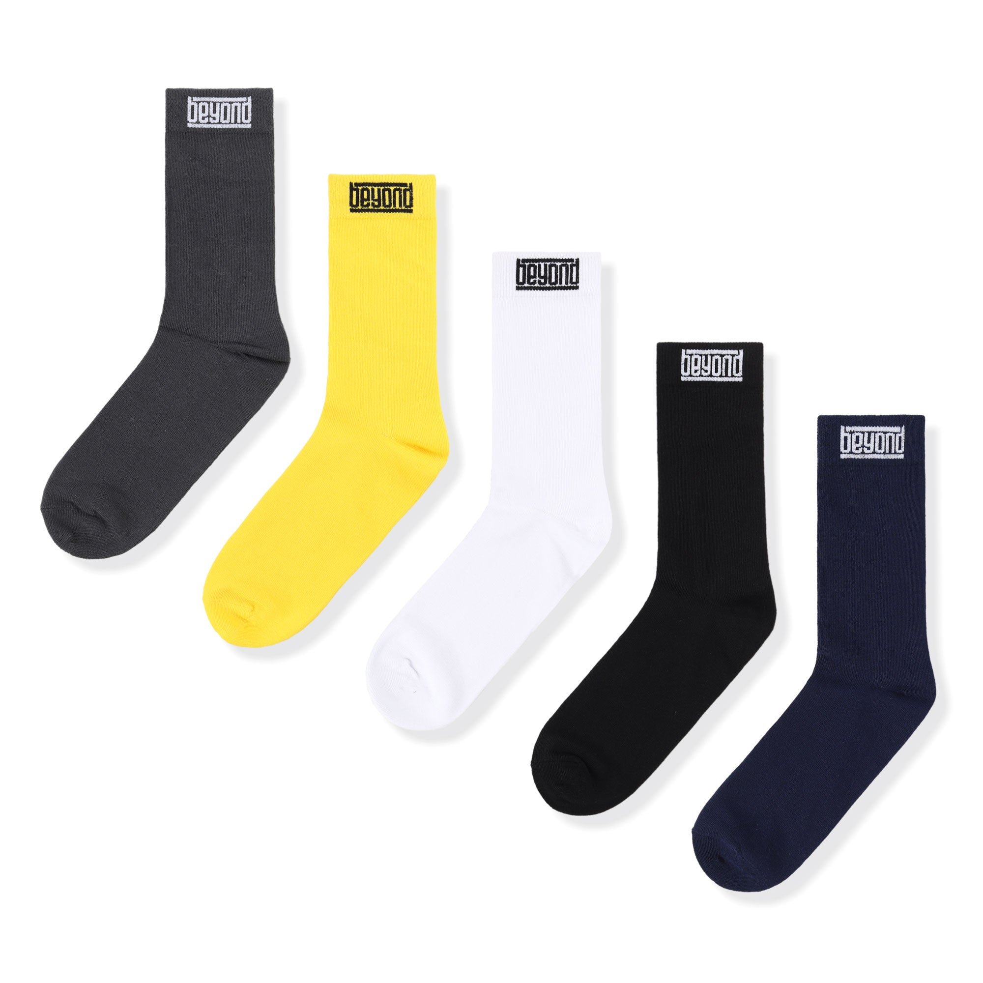 Beyond Crew Socks Product Photo #1