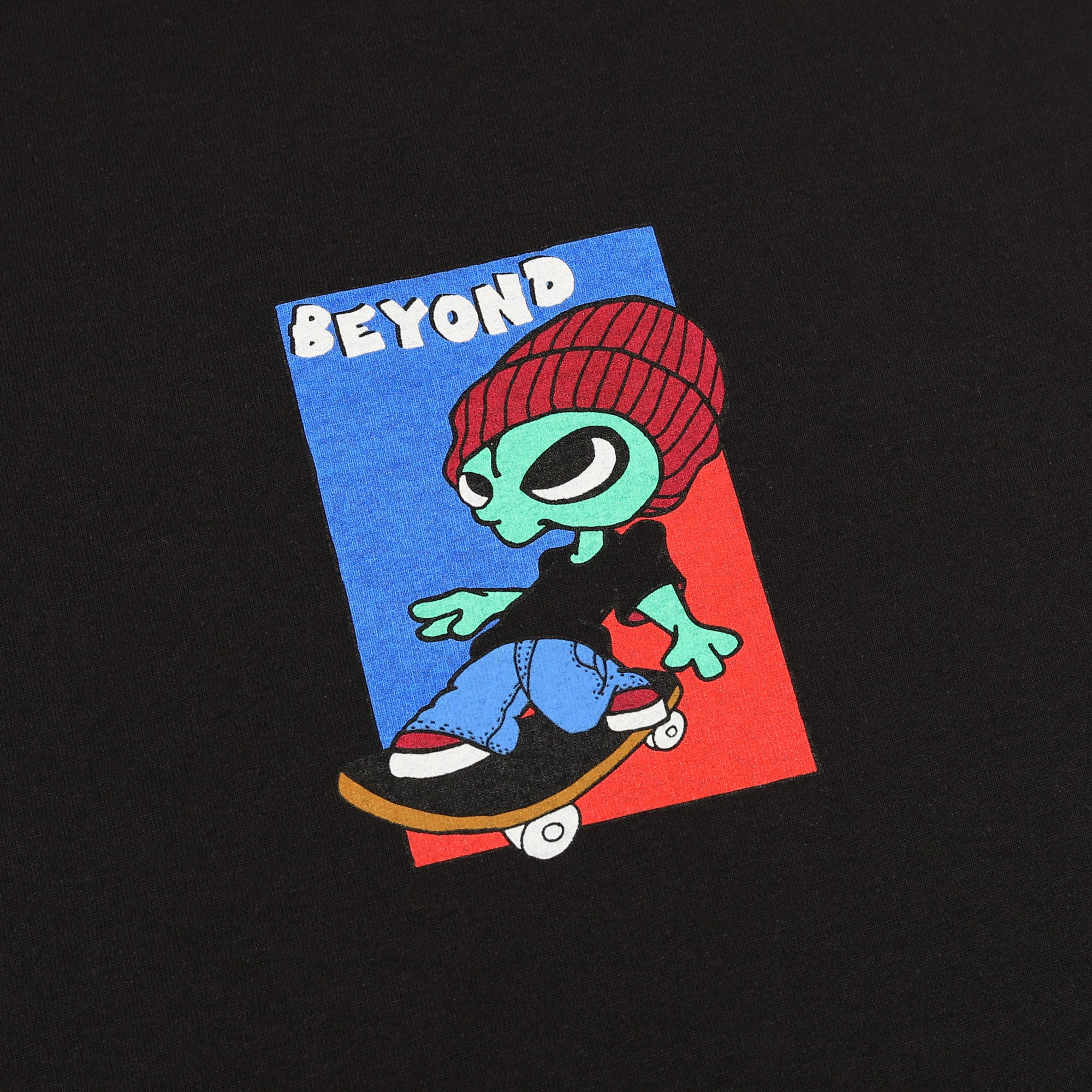 Beyond Visitor Tee Product Photo #2