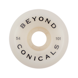 BEYOND 101 CONICAL WHEELS