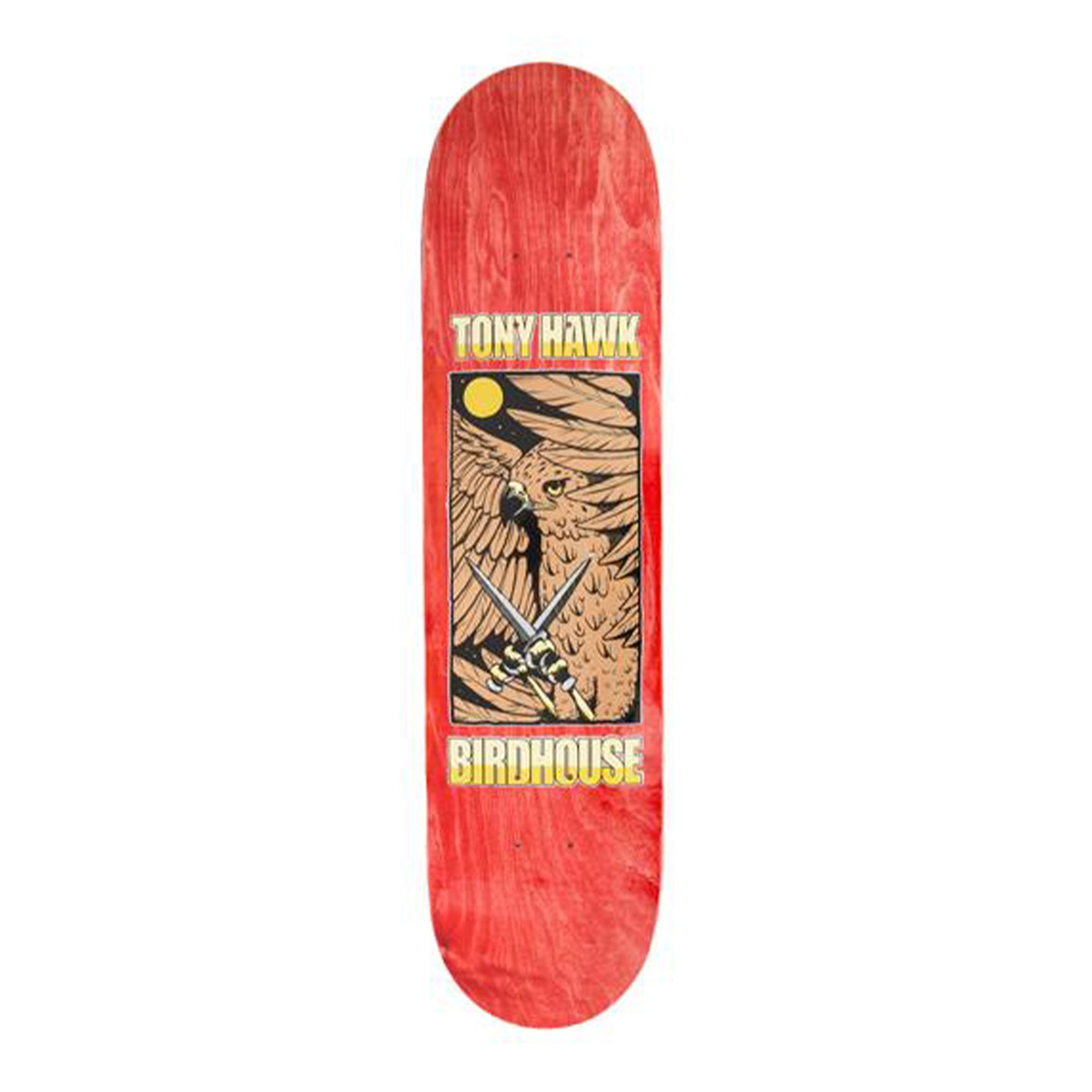 Birdhouse Knight Hawk Deck Product Photo #1