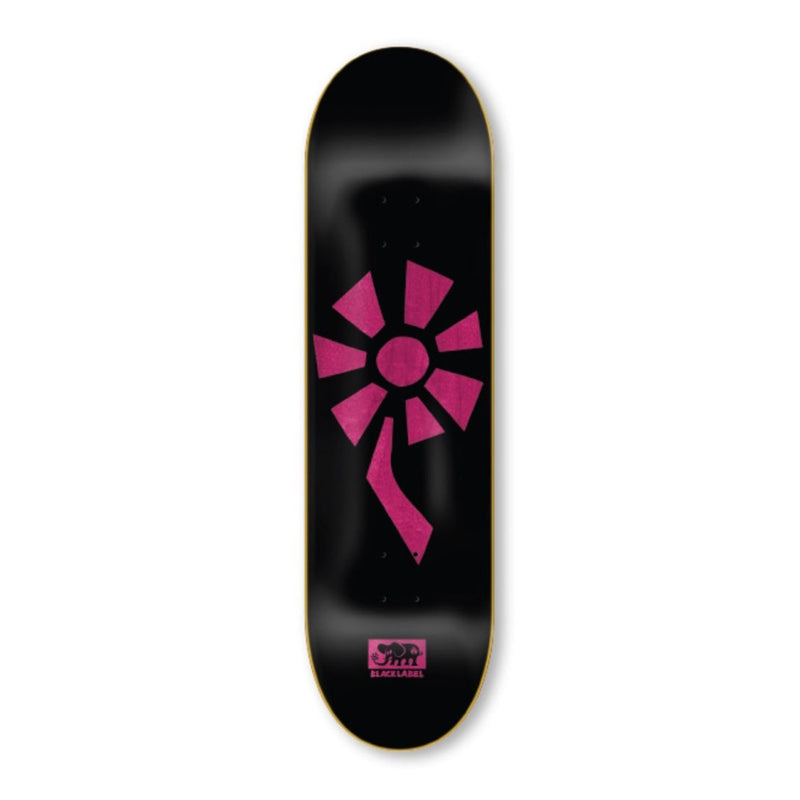 Black Label Flower Power Deck Product Photo