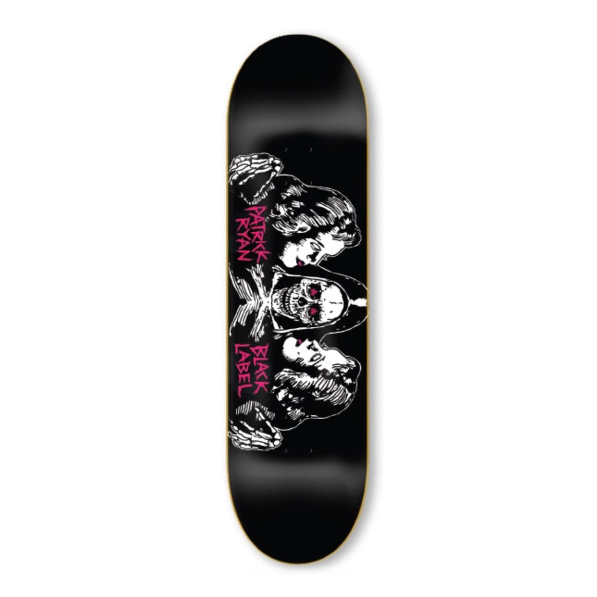 Black Label Ryan Better Off Dead Deck Product Photo #1
