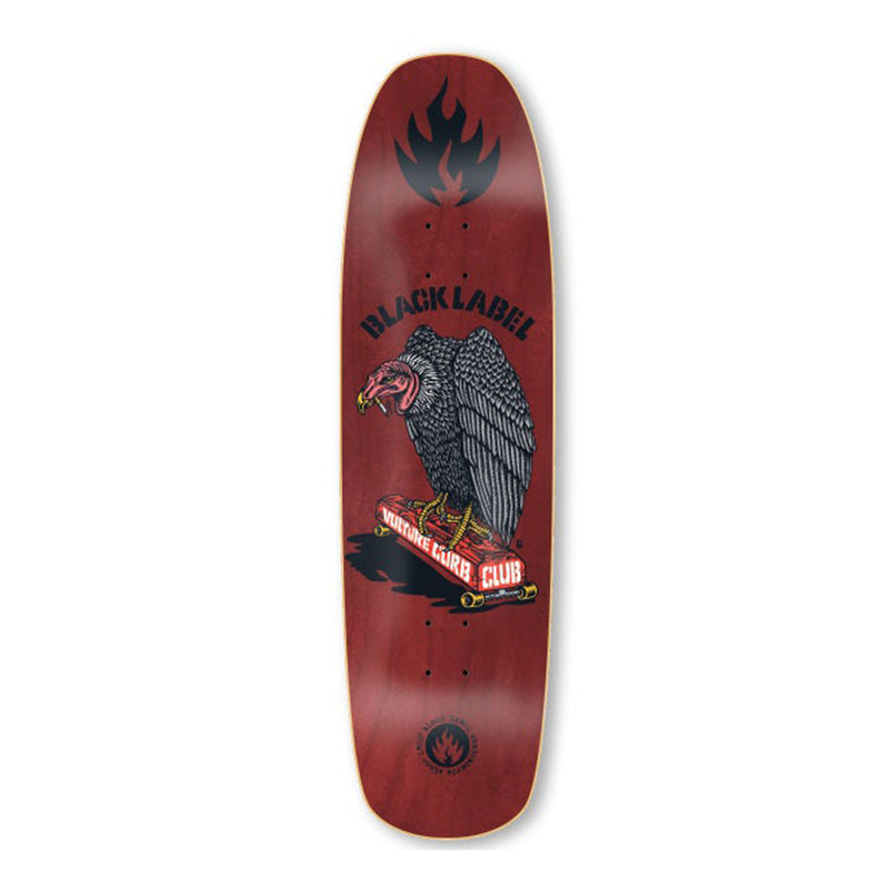 Black Label Vulture Curb Club Deck Product Photo