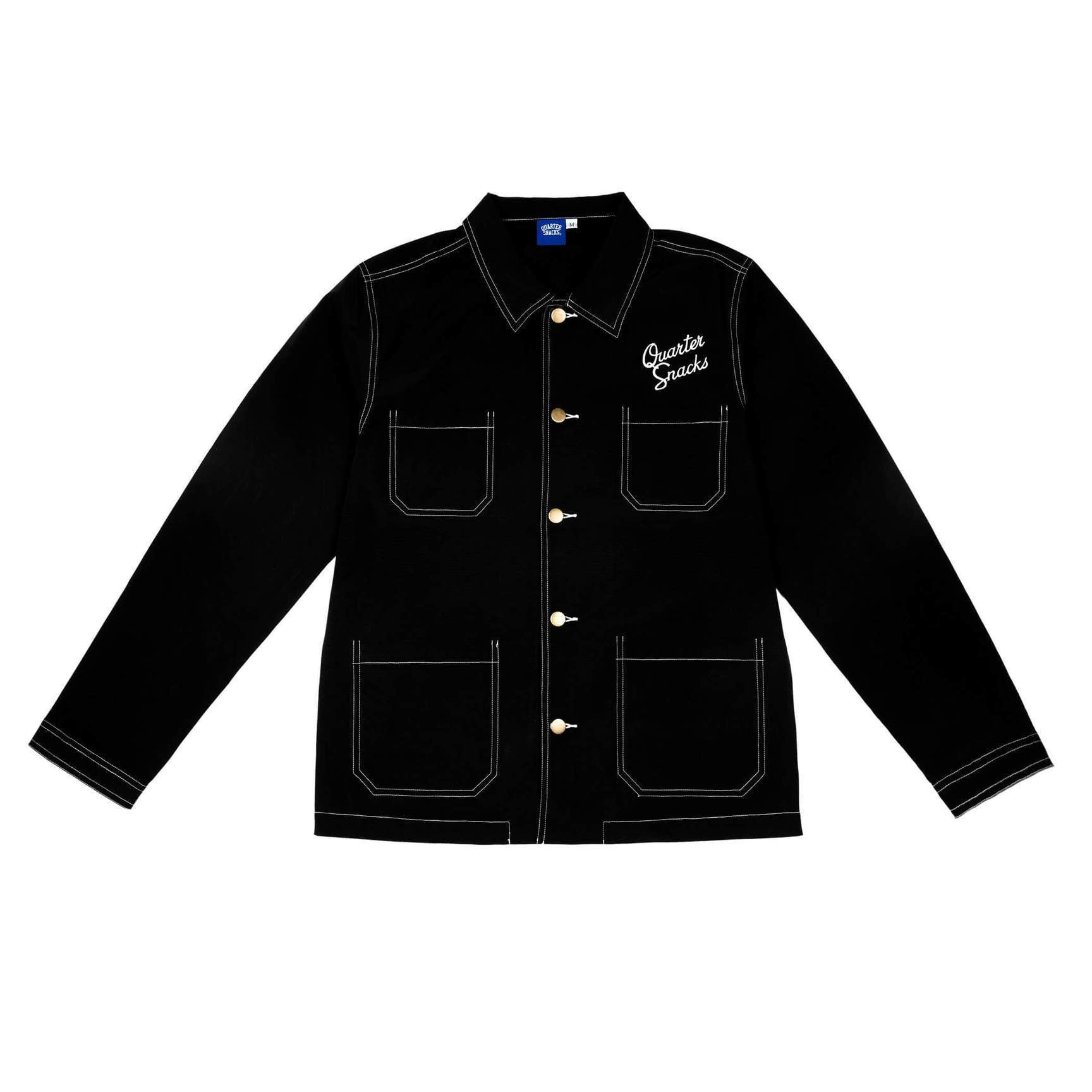 Quartersnacks Nylon Chore Jacket Product Photo #1