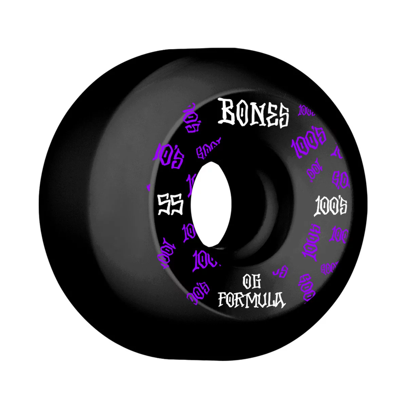 Bones 100s V5 Wheels Product Photo