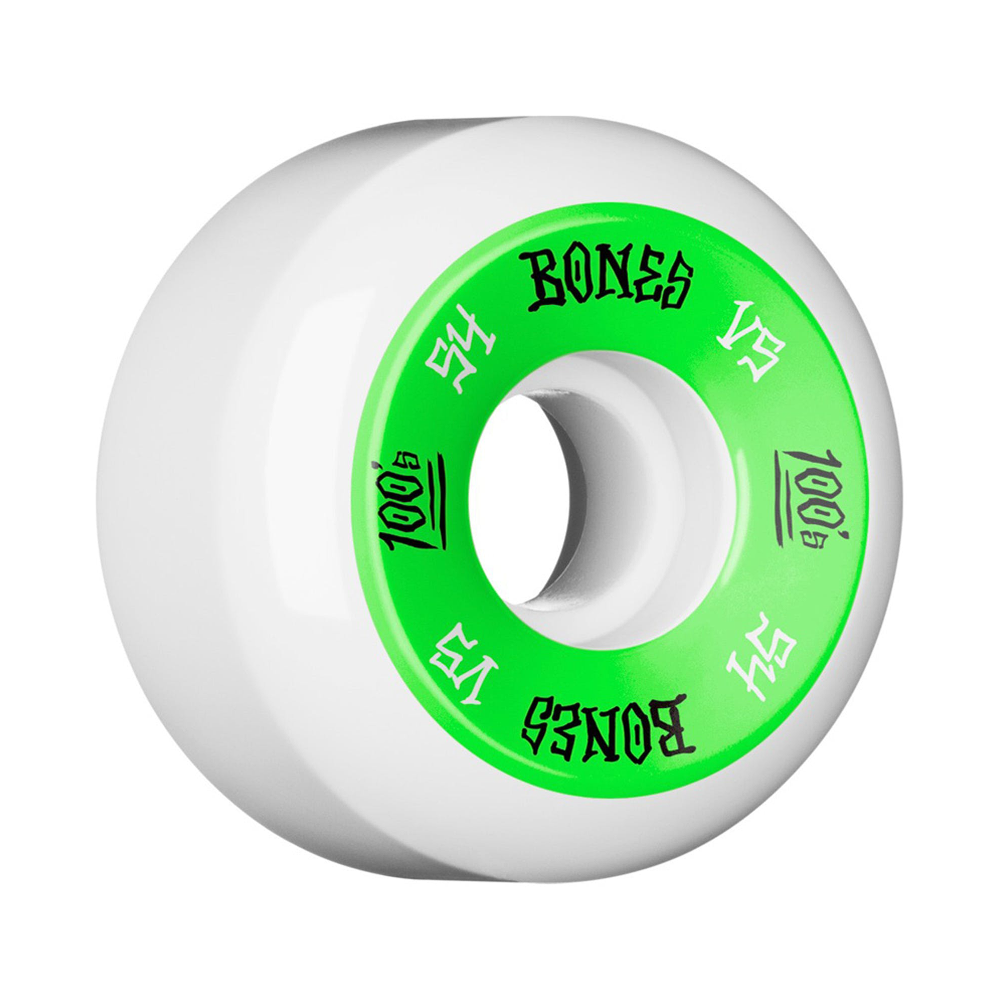 Bones 100s V5 Wheels Product Photo #1