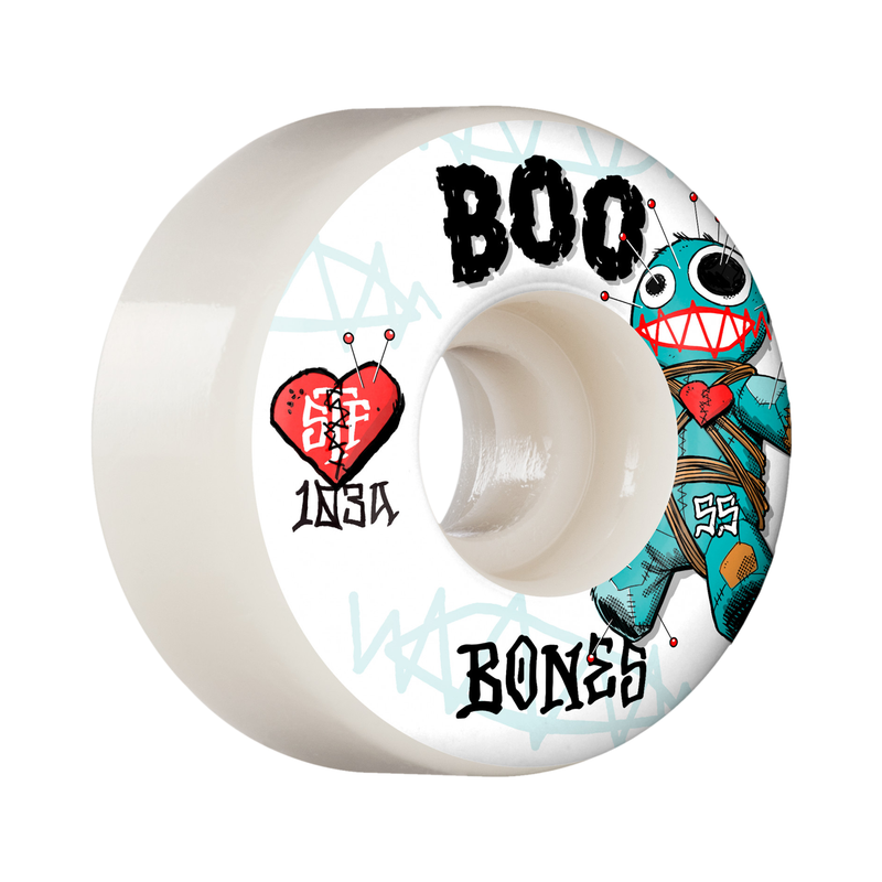 Bones STF Boo Voodoo Wheels Product Photo