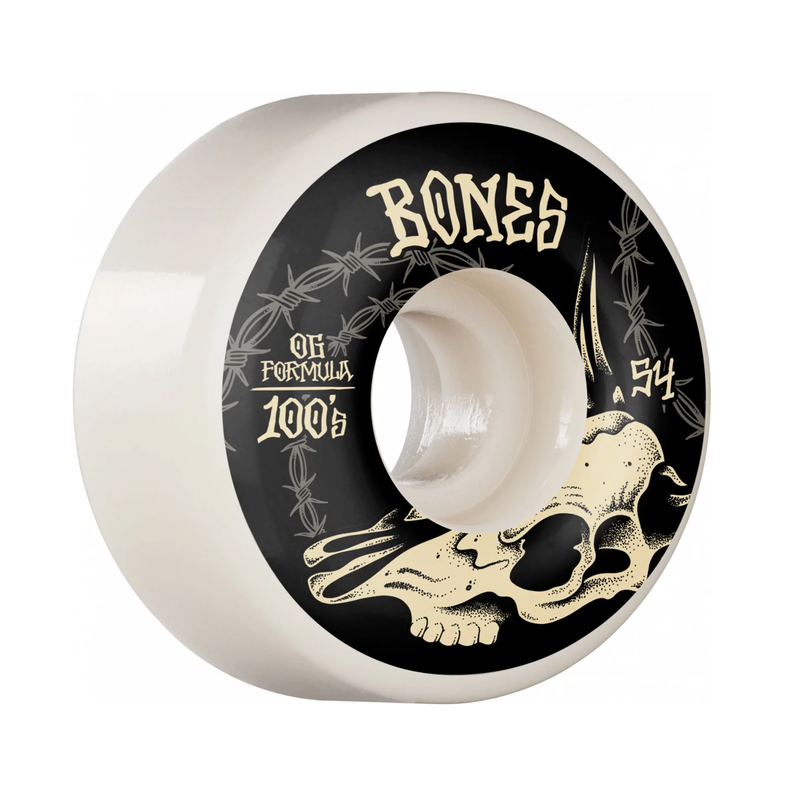 Bones Desert Skull 100S V4 Wheels Product Photo
