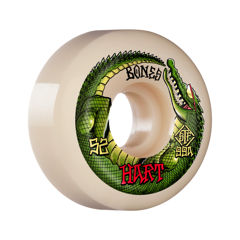 Bones STF Hart Speed Gator Wheels Product Photo