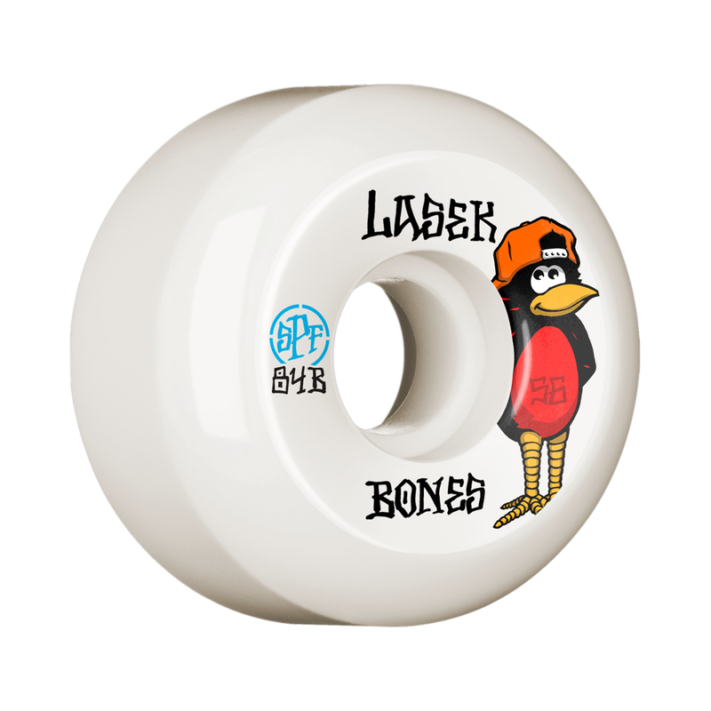 Bones Lasek Oriole SPF Wheels Product Photo