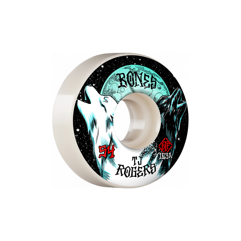 Bones STF Rogers Howl Wheels Product Photo