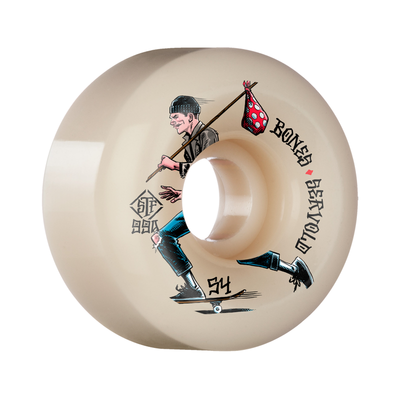 Bones STF Servold Gone Skating Wheels Product Photo