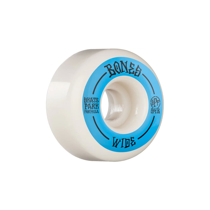 Bones Wide SPF 84B Wheels Product Photo