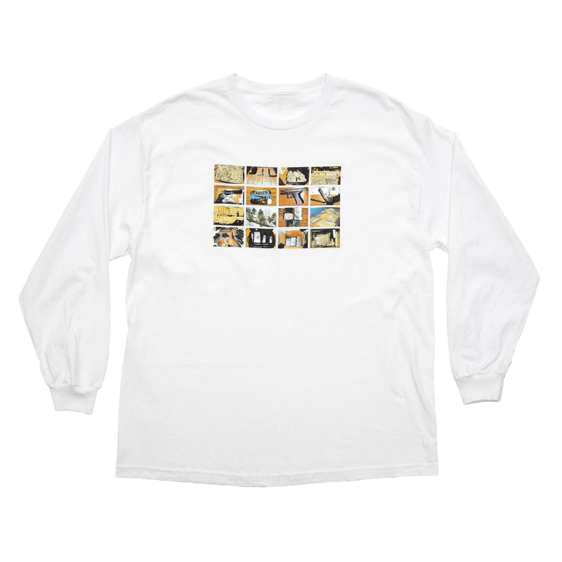 Bronze 56k Contraband L/S Tee Product Photo
