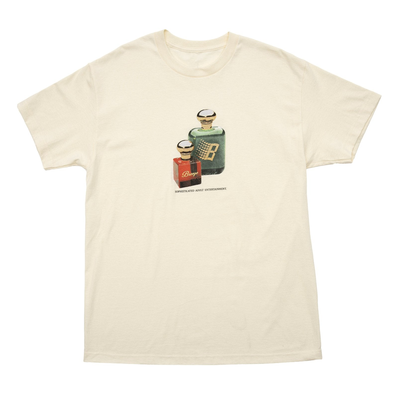 Bronze 56k Fragrance Tee Product Photo #1