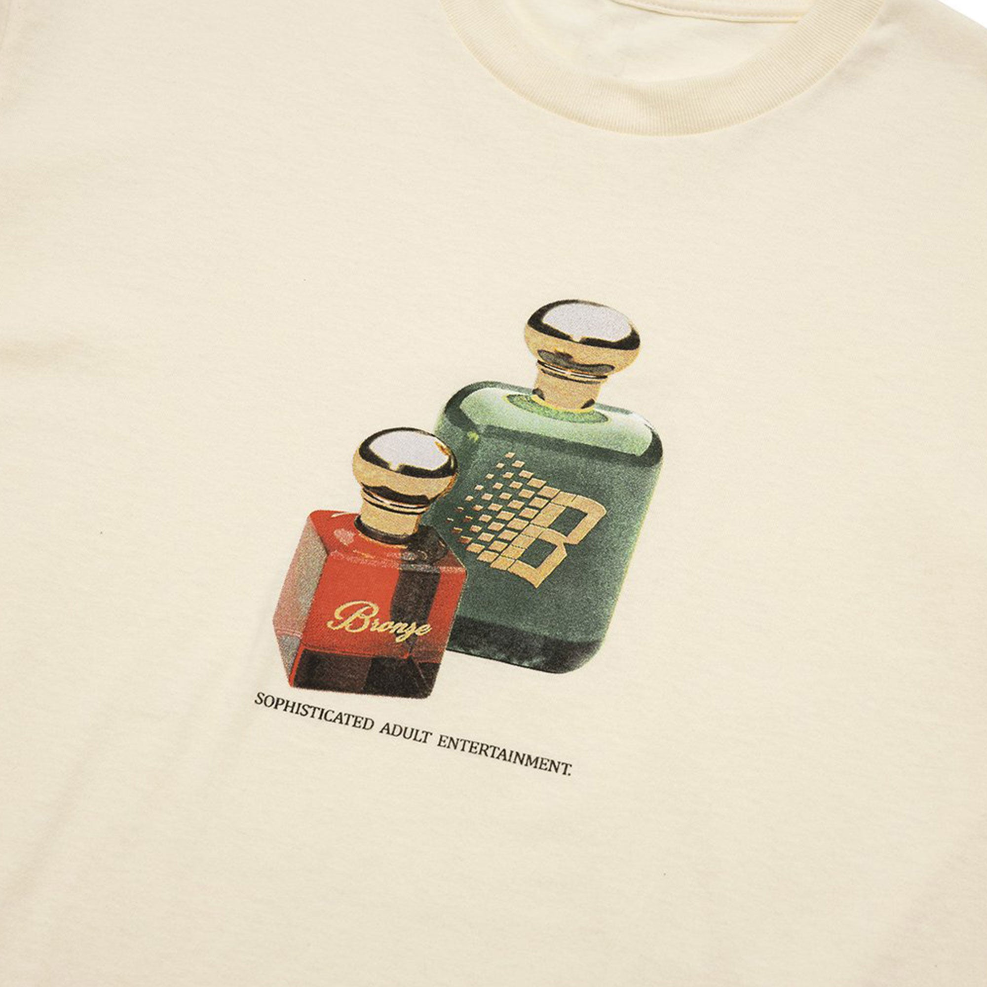 Bronze 56k Fragrance Tee Product Photo #2
