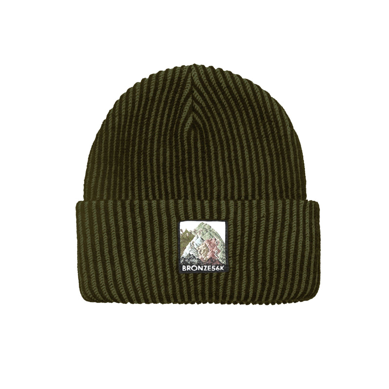 Bronze 56k Mountain Beanie Product Photo