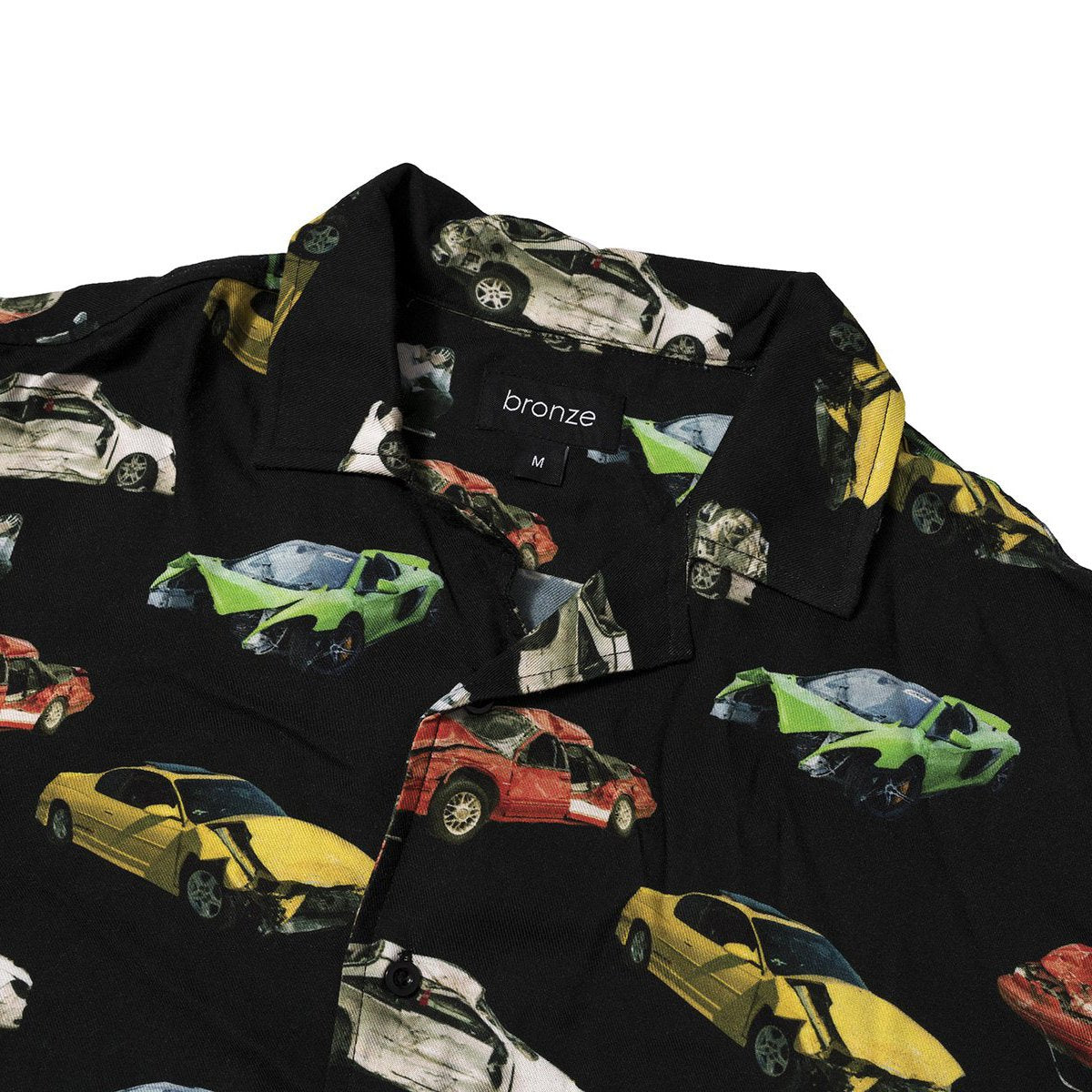 Bronze 56k Bronze 56K Wrecked Cars Shirt Product Photo #2