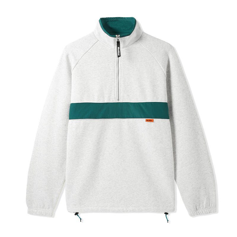 Butter Goods Axis 1/4 Zip Jacket Product Photo