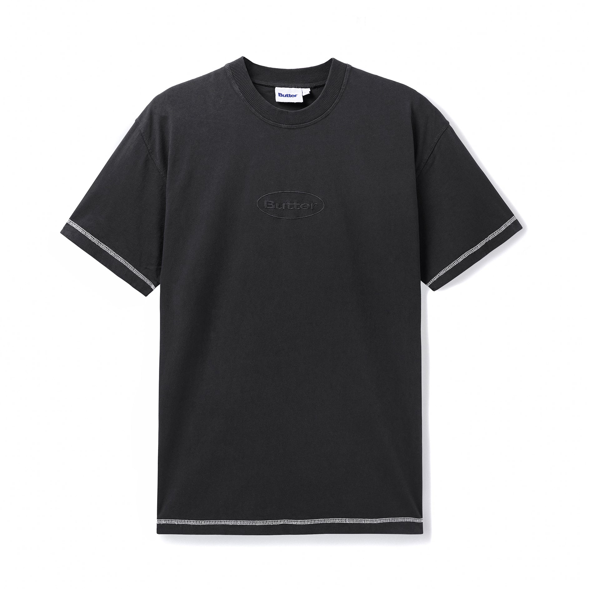Butter Goods Chain Stitch Tee Product Photo #1
