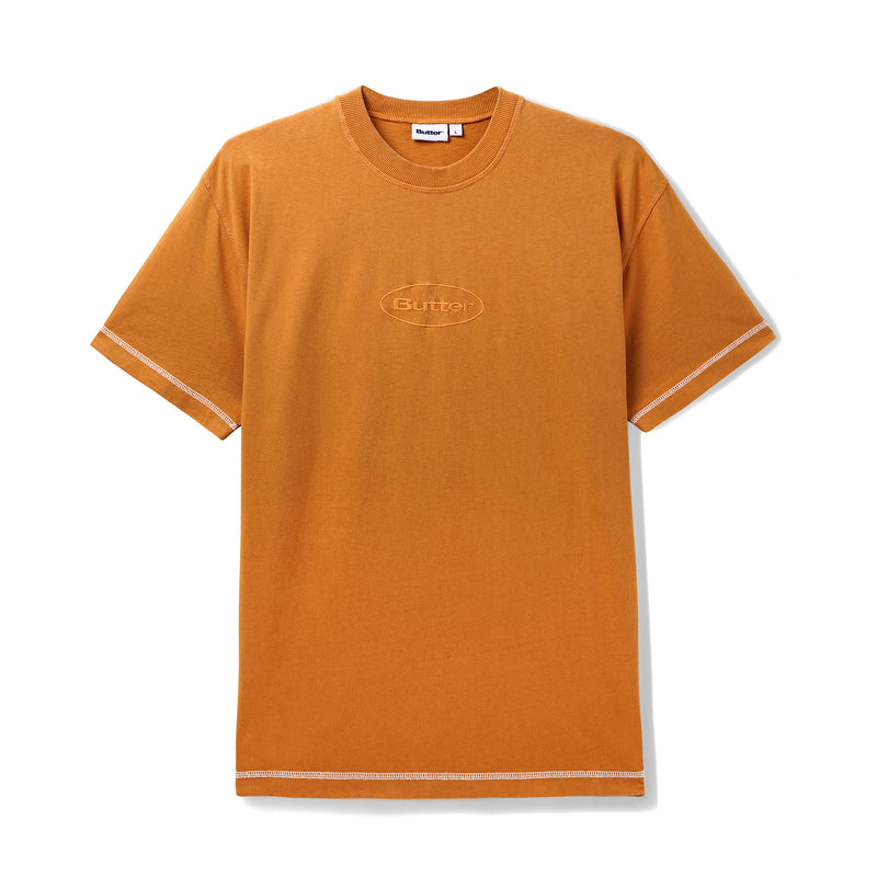 Butter Goods Chain Stitch Tee Product Photo