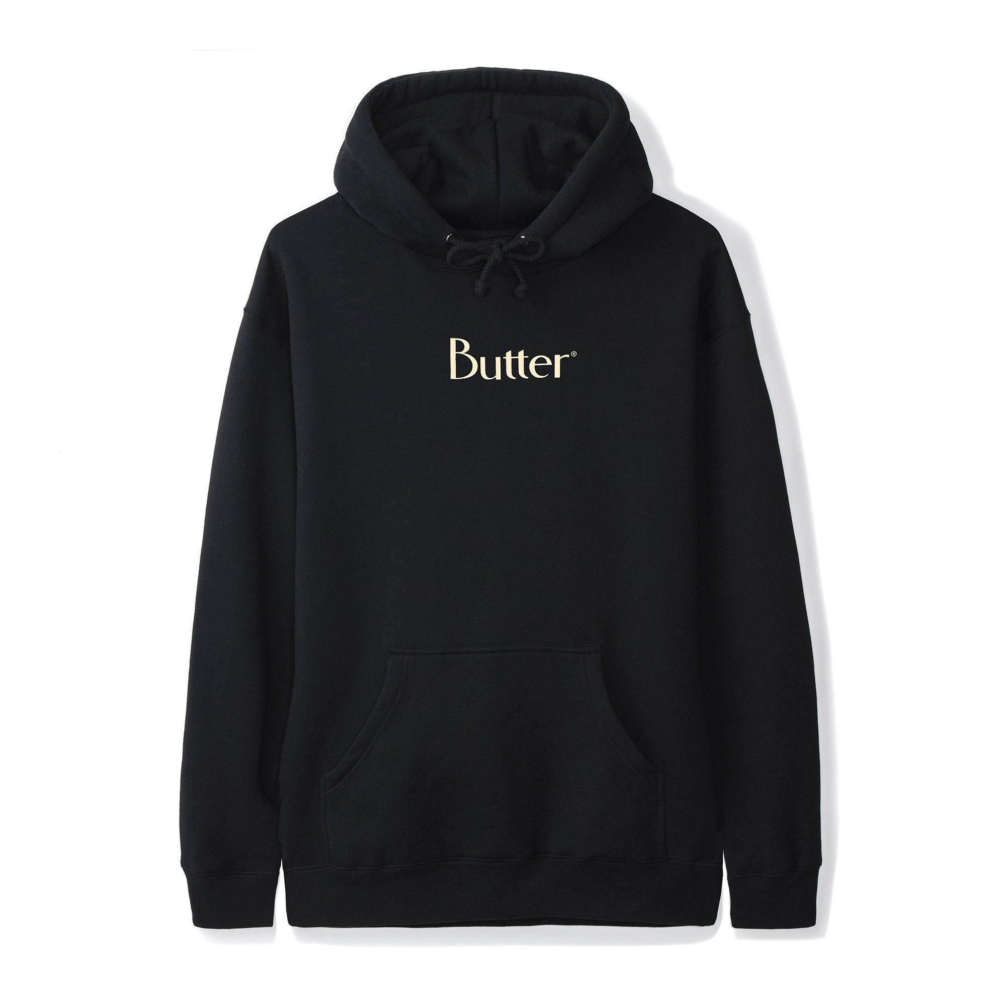 Butter Goods Classic Logo Hood Product Photo #1