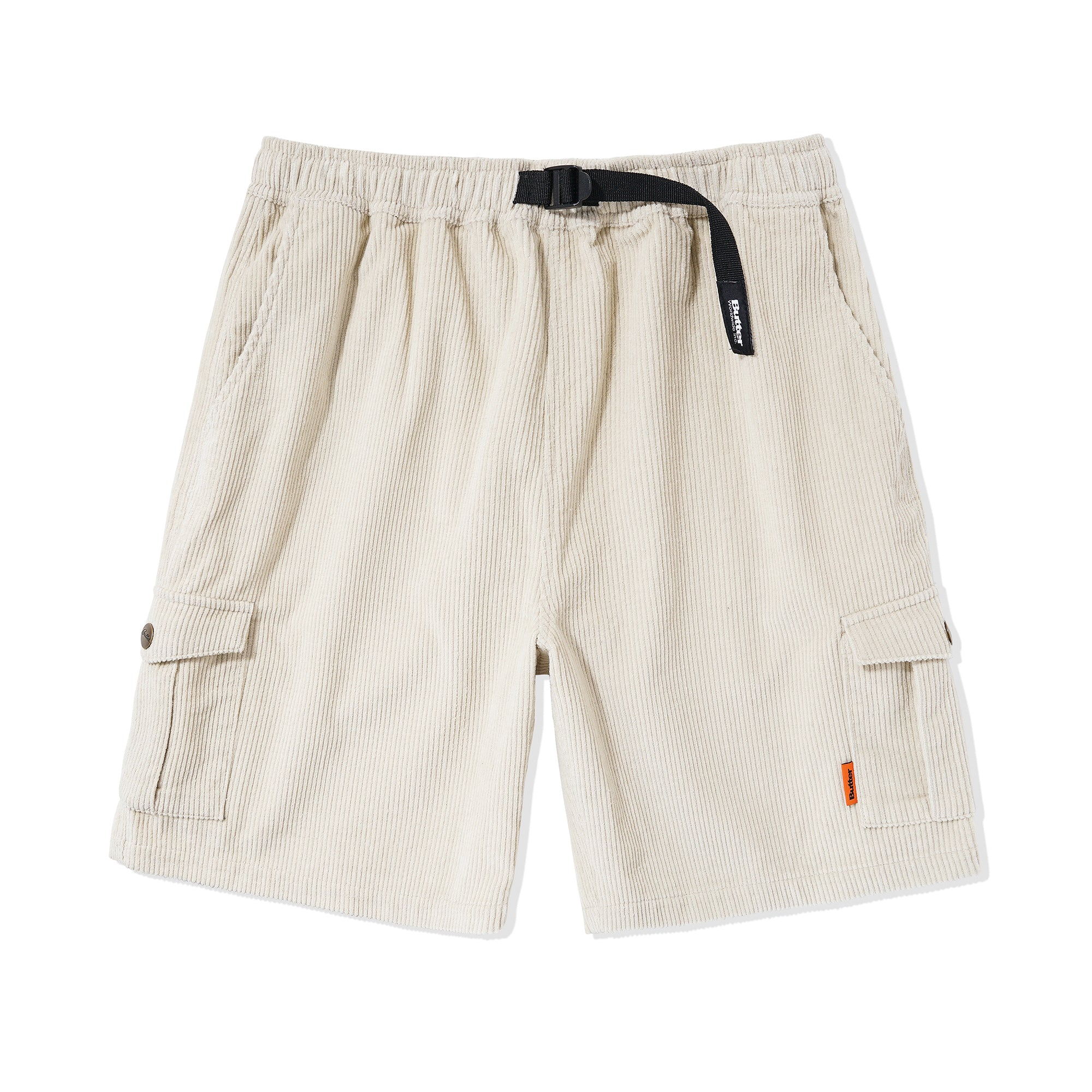 Butter Goods Corduroy Cargo Shorts Product Photo #1