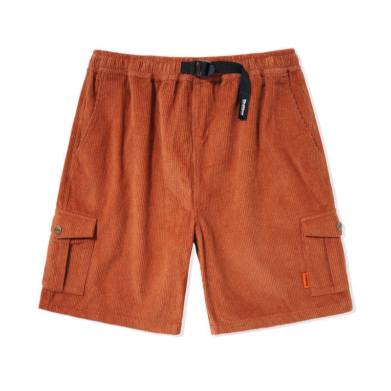 Butter Goods Corduroy Cargo Shorts Product Photo