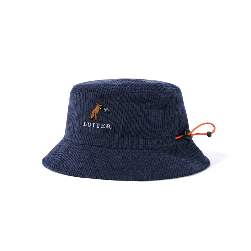 Butter Goods Digger Corduroy Bucket Hat Product Photo