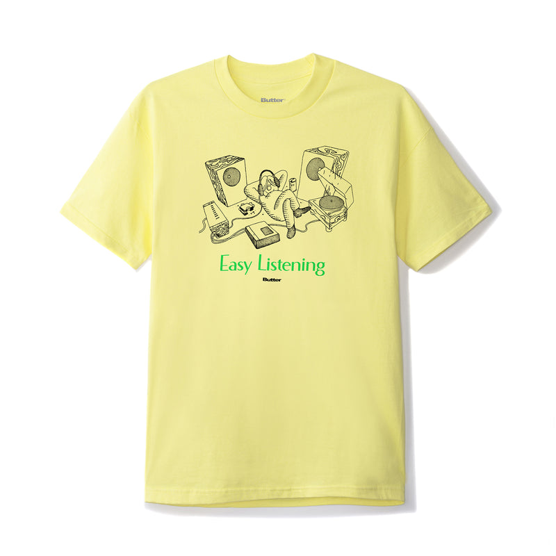 Butter Goods Easy Listening Tee Product Photo