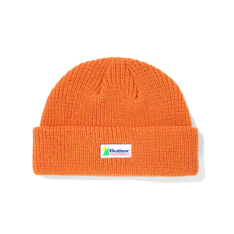 Butter Goods Equipment Wharfie Beanie Product Photo
