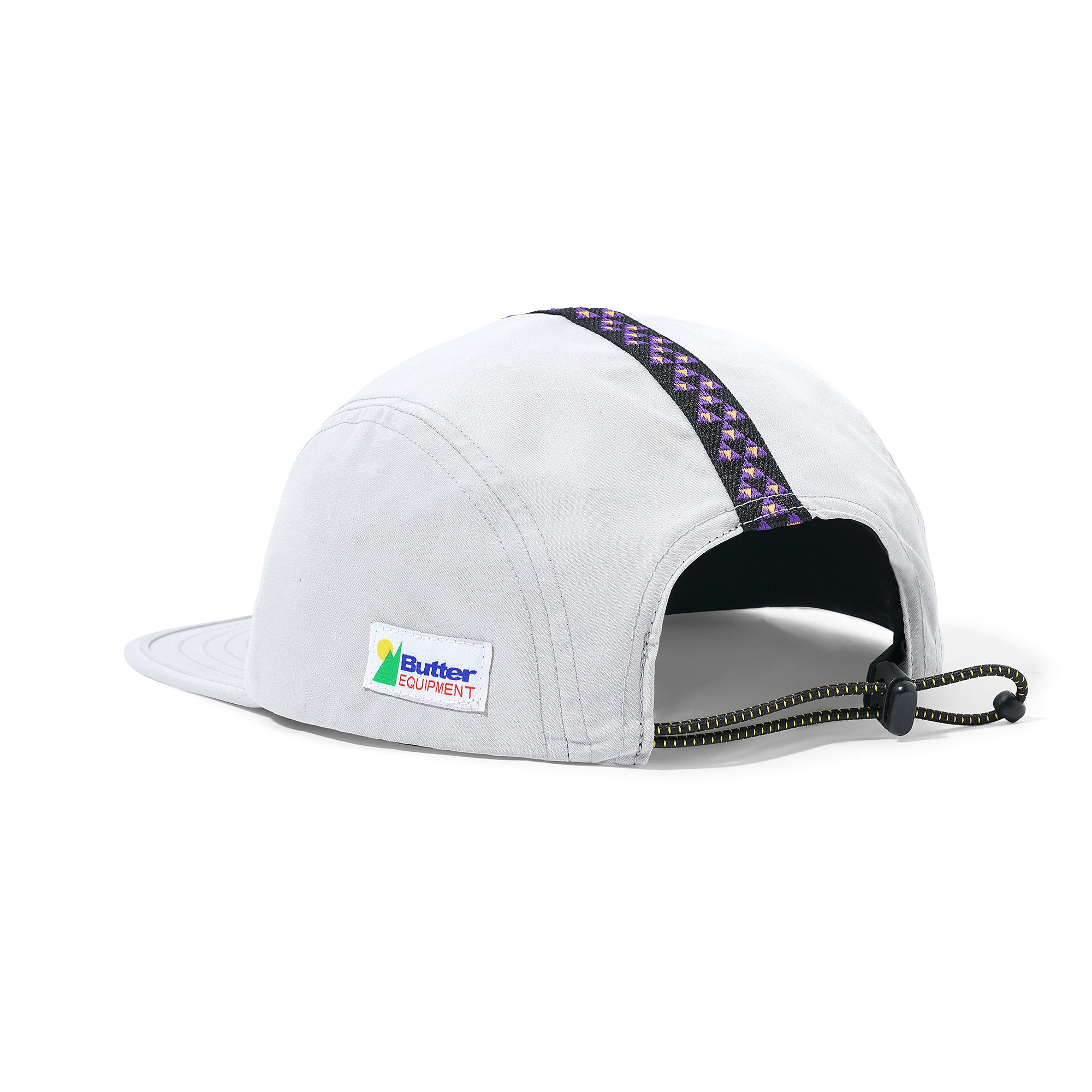 Butter Goods Equipment Camp Cap Product Photo #2