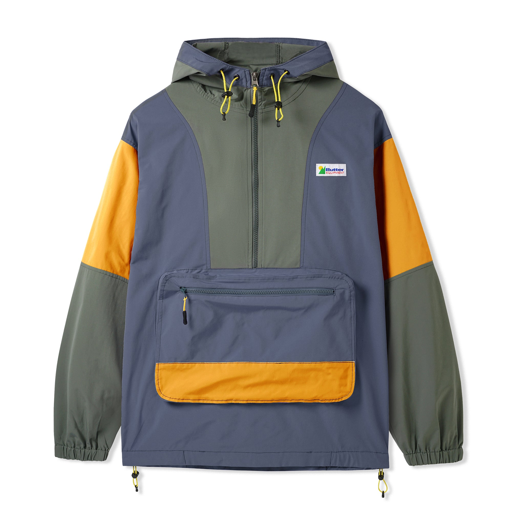 Butter Goods Equipment Pullover Jacket Product Photo #1