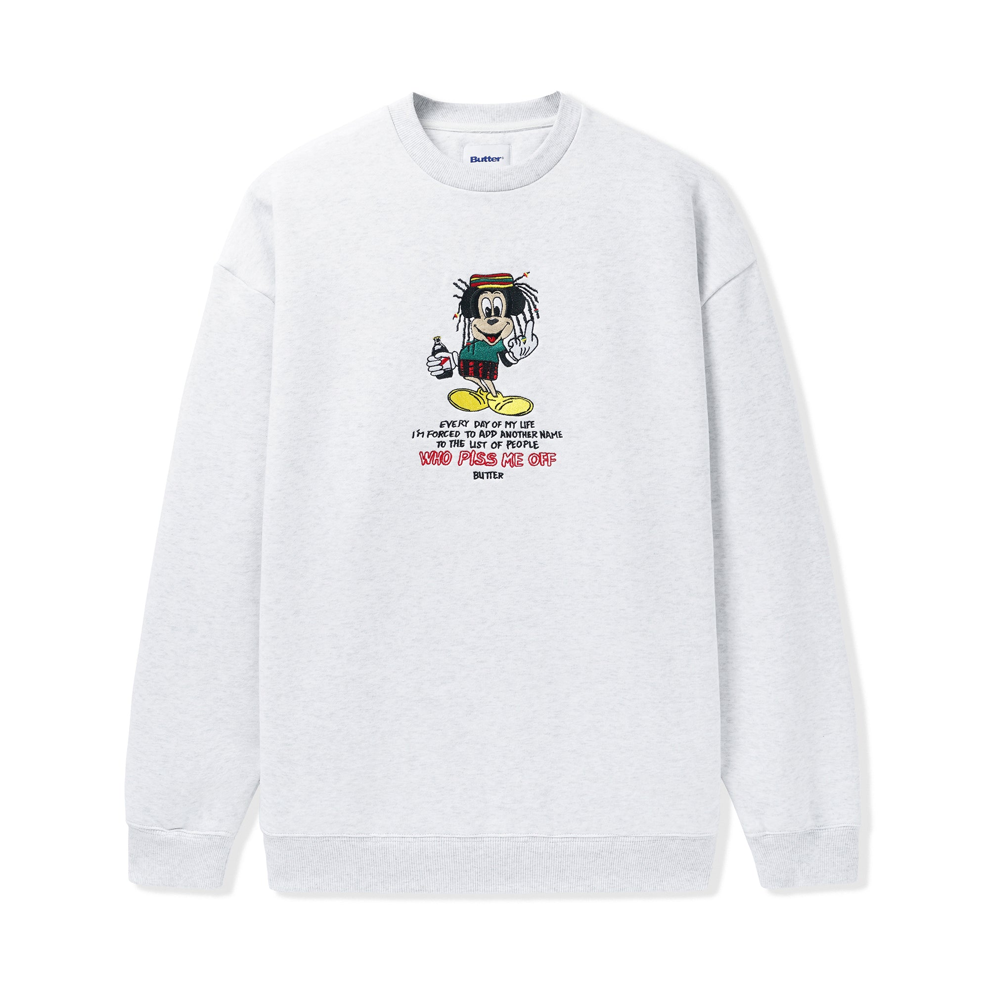 Butter Goods Everyday Crewneck Product Photo #1