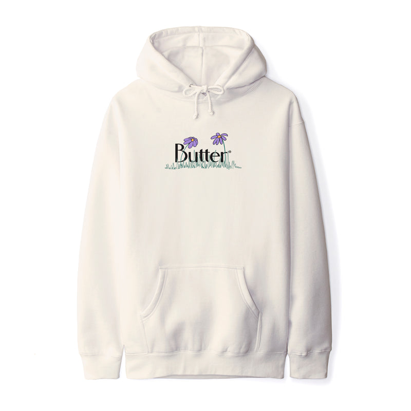Butter Goods Flowers Classic Logo Hood Product Photo