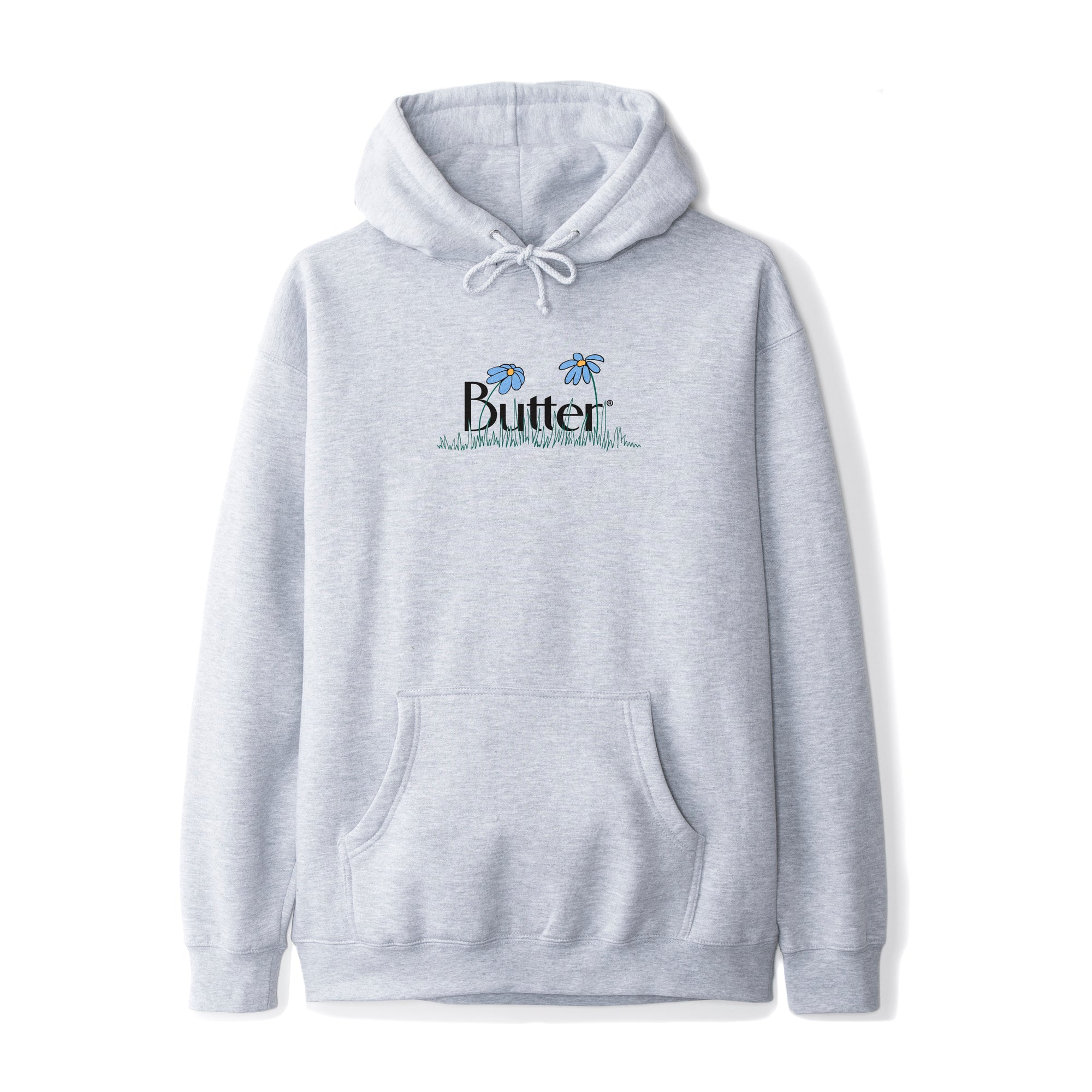 Butter Goods Flowers Classic Logo Hood Product Photo #1