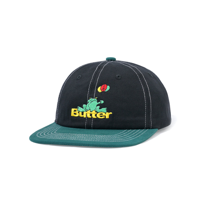 Butter Goods Frog 6 Panel Cap Product Photo