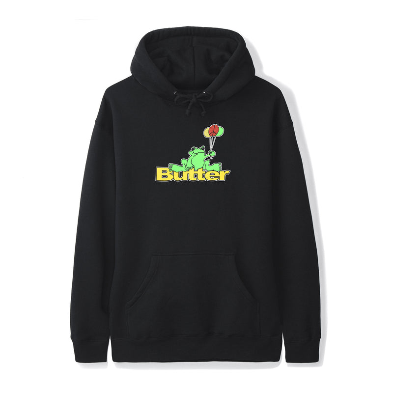 Butter Goods Frog Logo Hood Product Photo