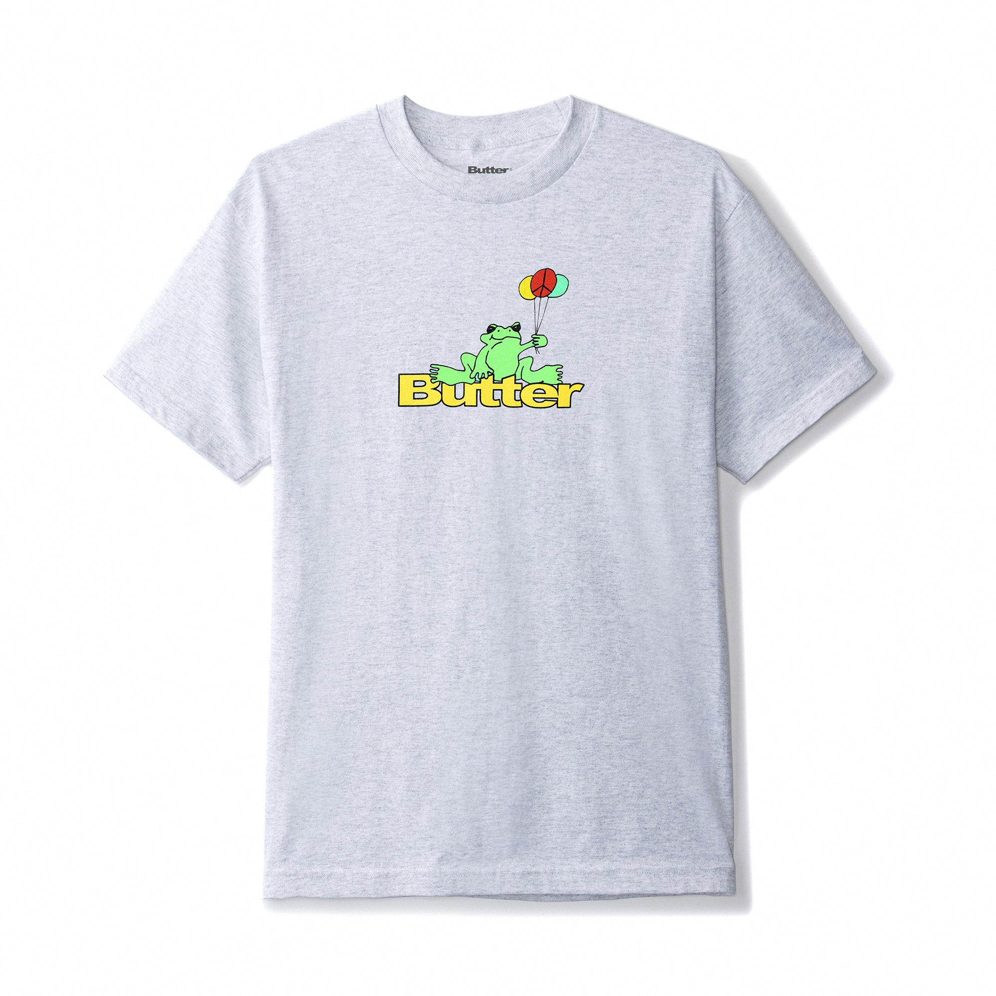 Butter Goods Frog Logo Tee Product Photo #1