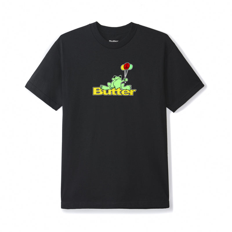 Butter Goods Frog Logo Tee Product Photo