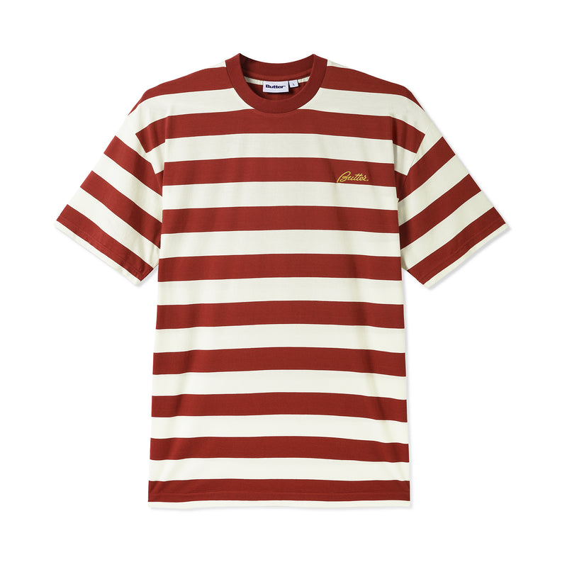 Butter Goods Grove Stripe Tee Product Photo