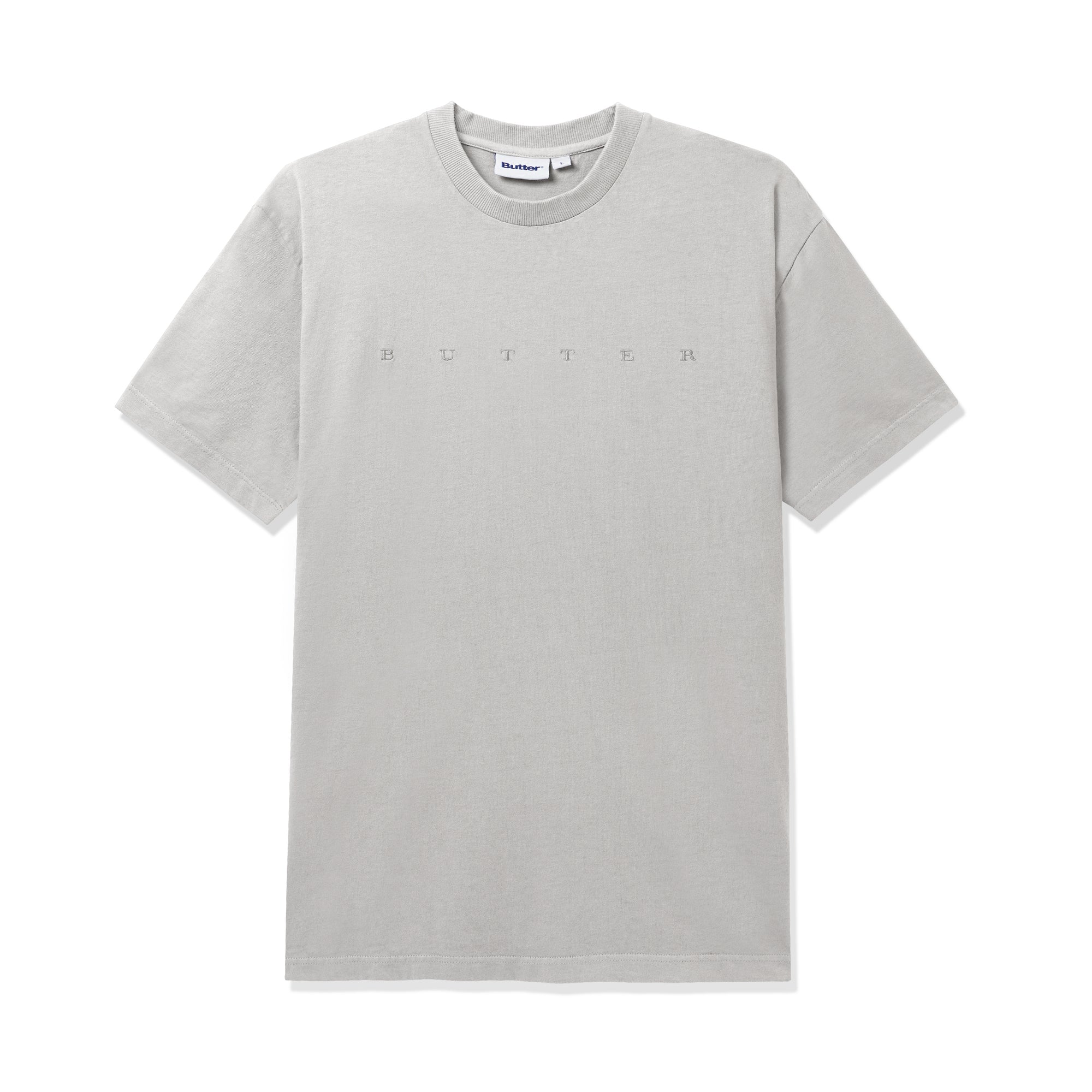 Butter Goods Hampshire Pigment Tee Product Photo #1